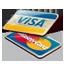 Предоплата кредитной картой онлайн